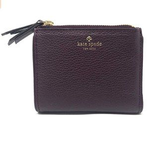 Kate Spade Small Malea Mulberry Street in Mahogany